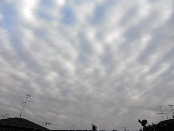 2011.5.11 東日本大震災・・・空と雲からみる地震前兆