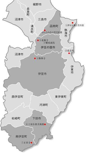 Izu_map